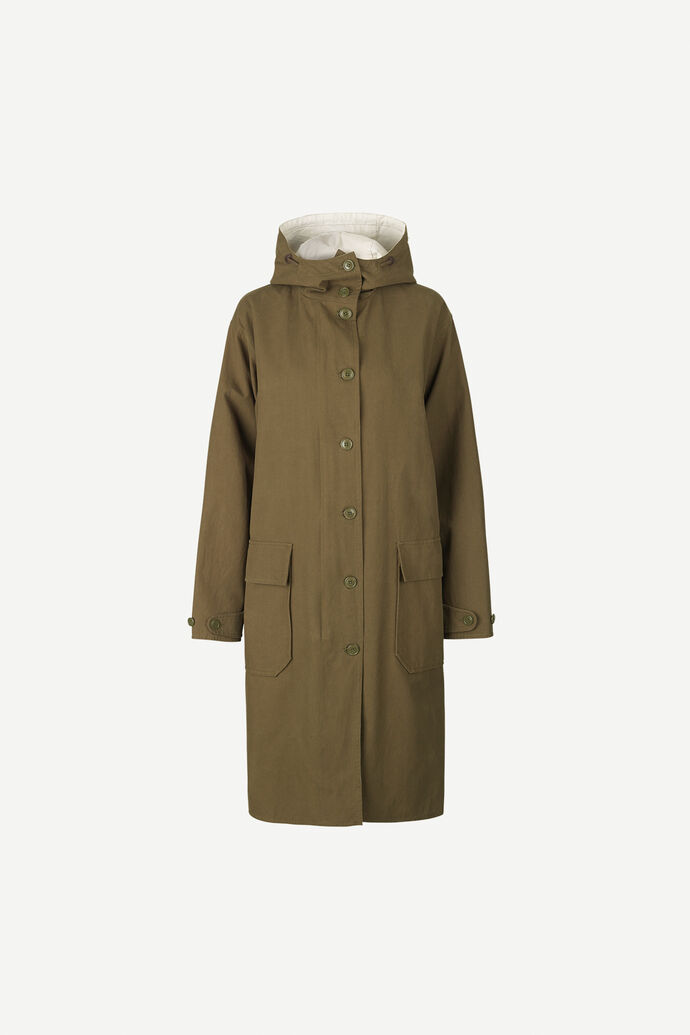 Lucine parka coat 12834