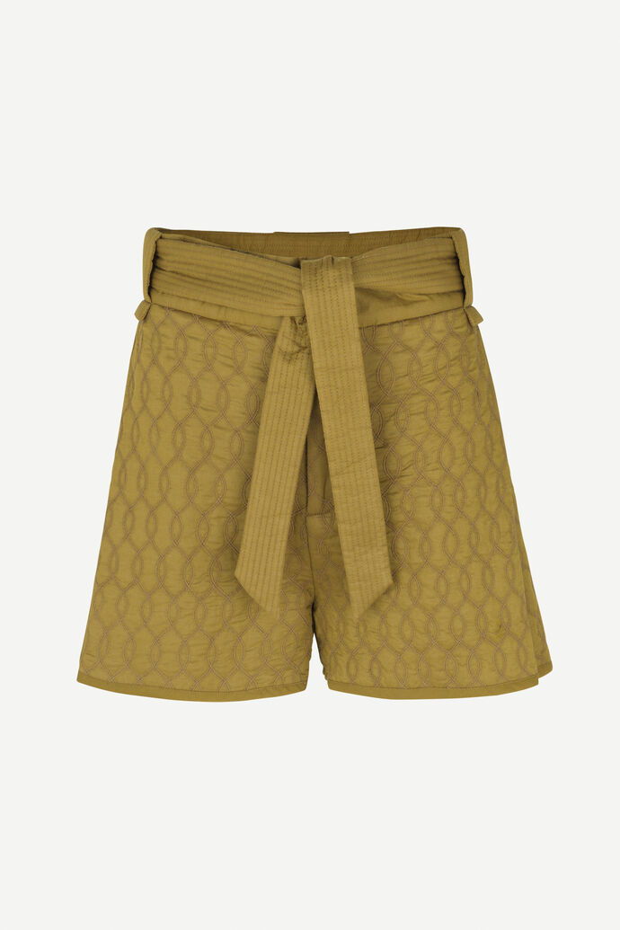 Joseline shorts 11453, GREEN KHAKI