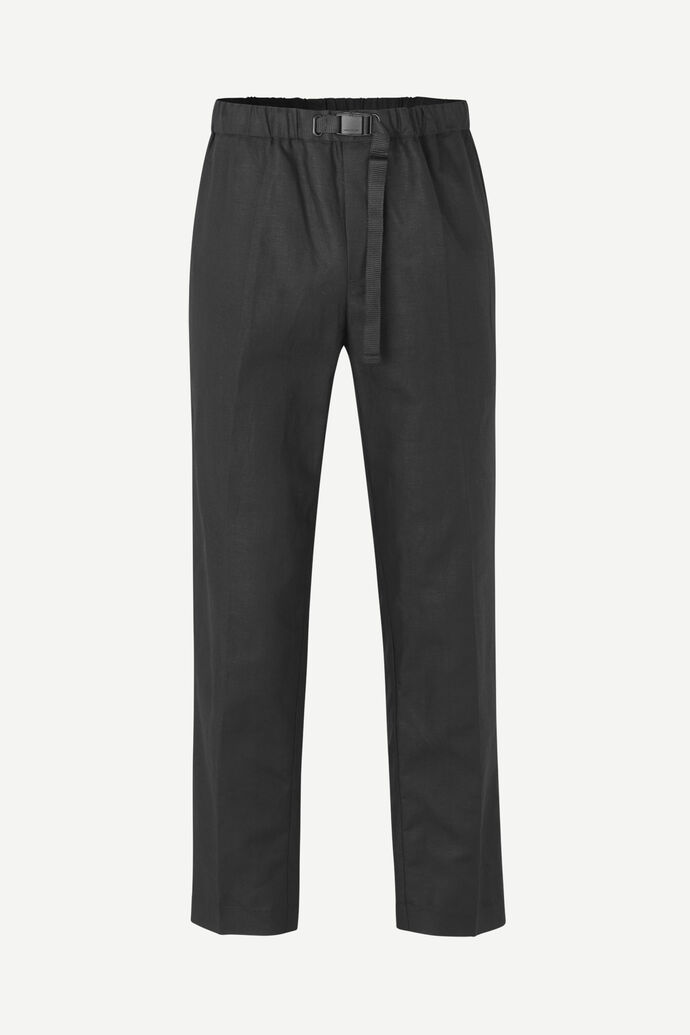 Agnar trousers 11535, BLACK