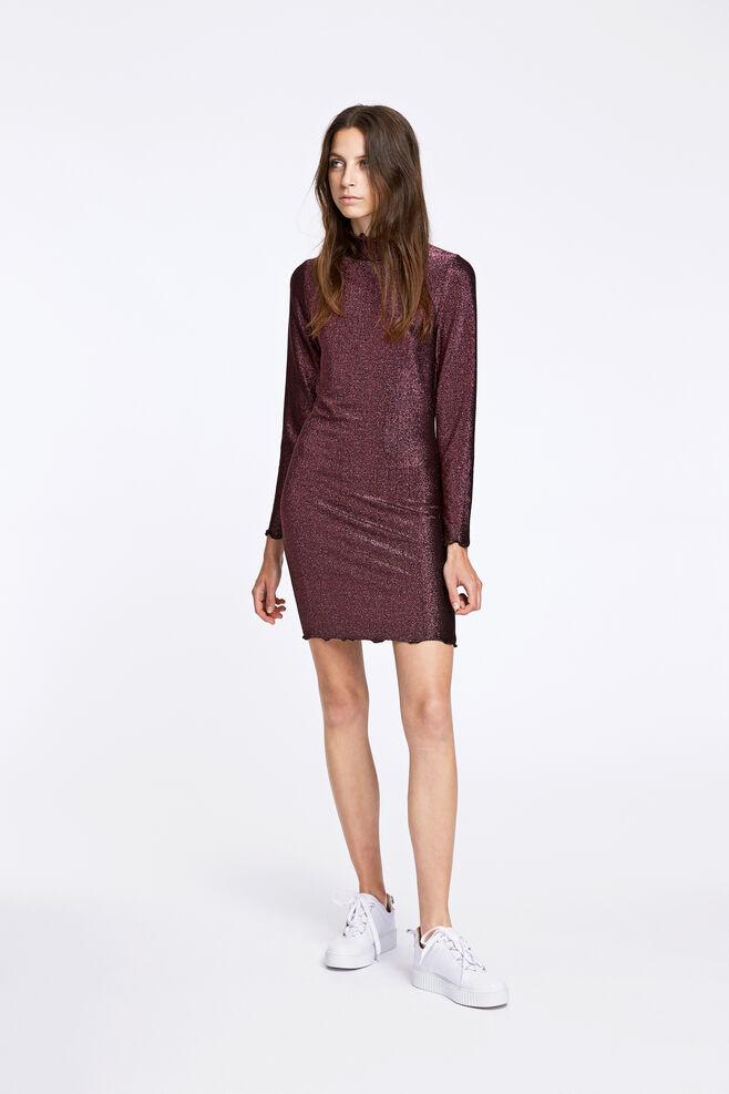 Jennie dress 9559, PINK GLO