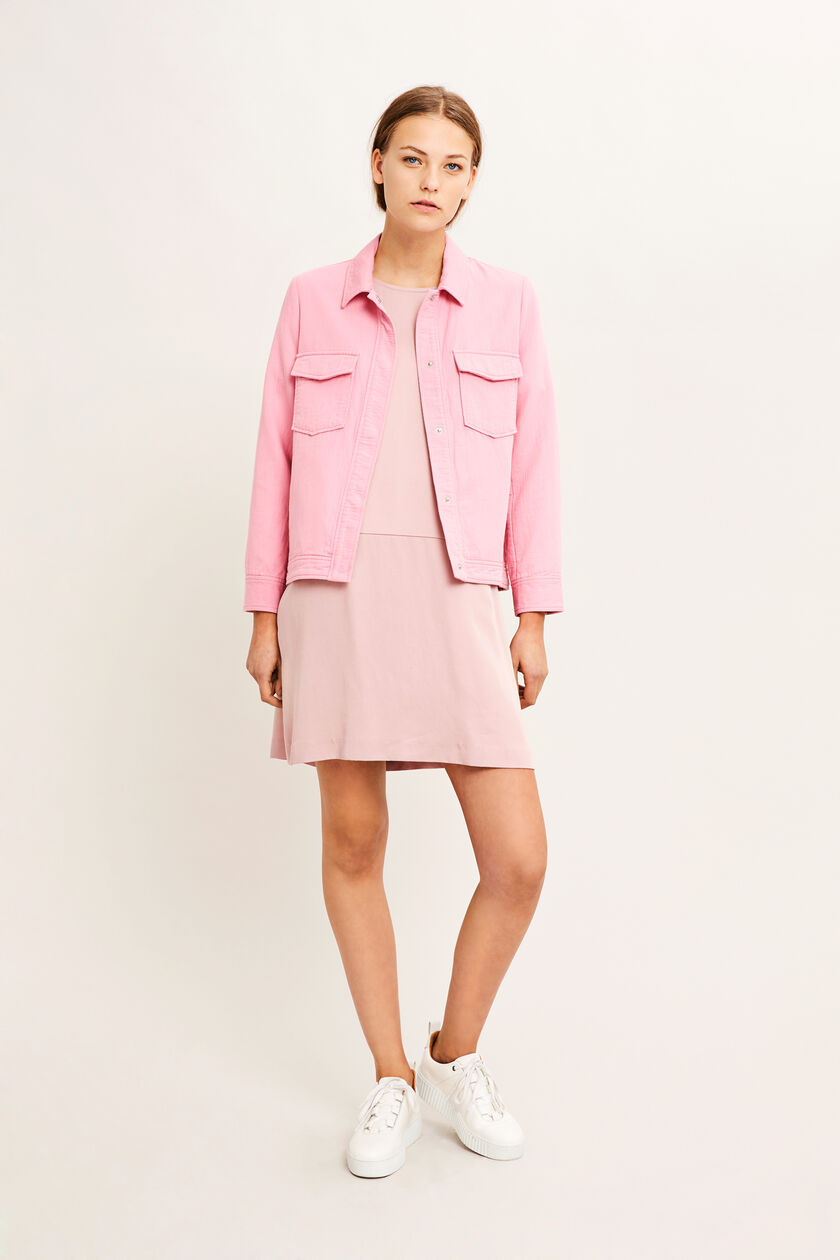 Kealey jacket 9778, ROSEBLOOM