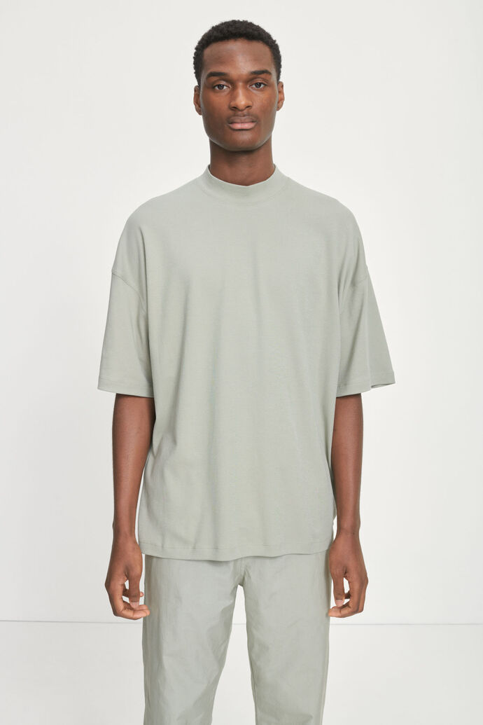 Hamal t-shirt 11691, SEAGRASS