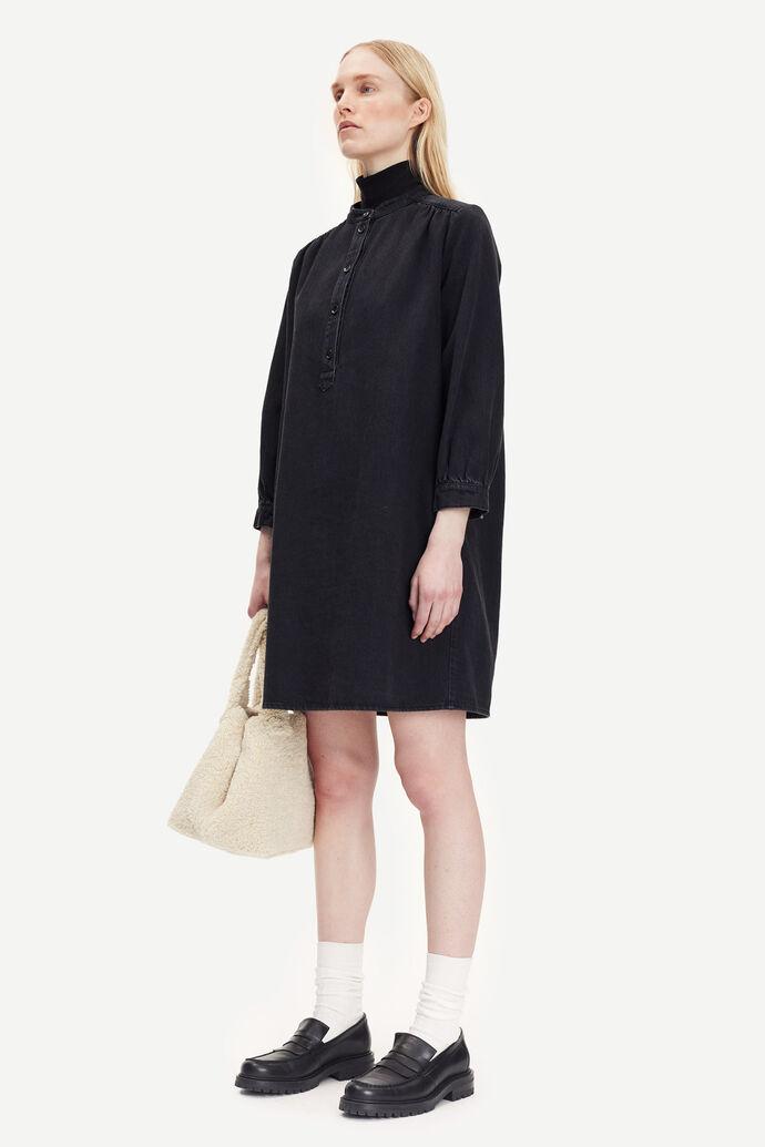 Gia dress 13029, BLACK SNOW numéro d'image 3
