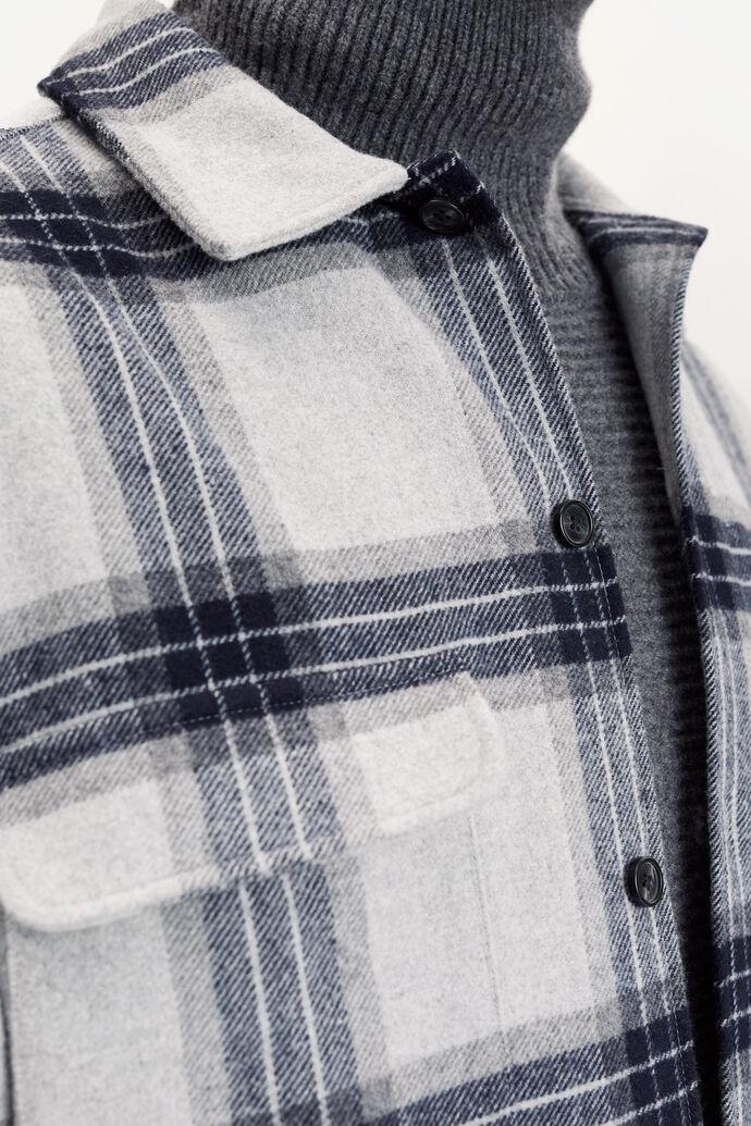Castor H shirt 14089, GREY MEL CH. numéro d'image 1