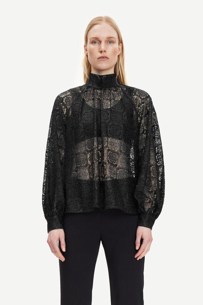 Fan blouse 14127