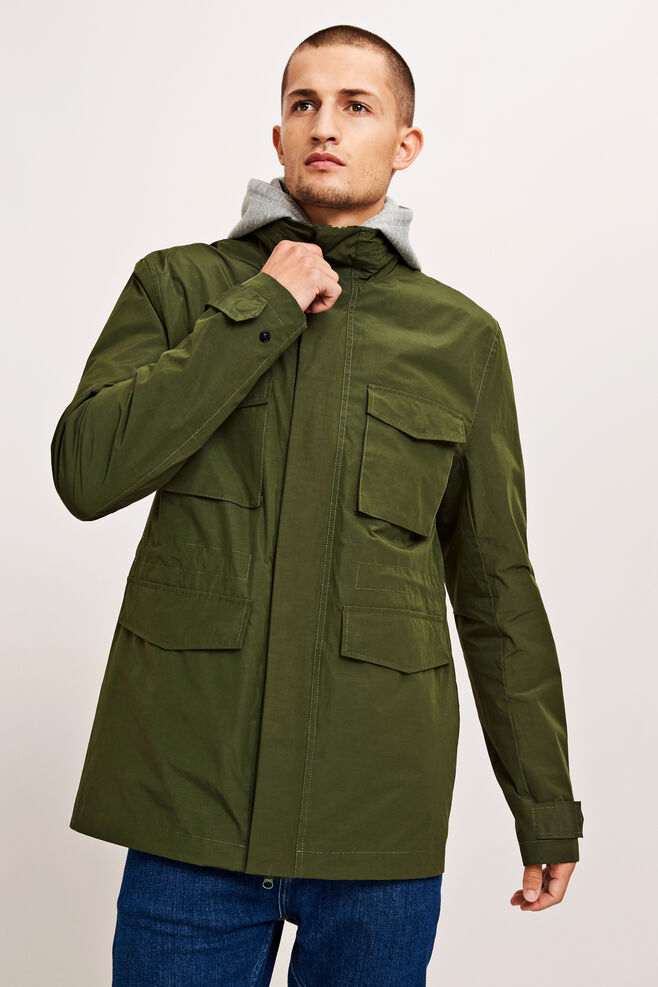 Balti jacket 9775, THYME