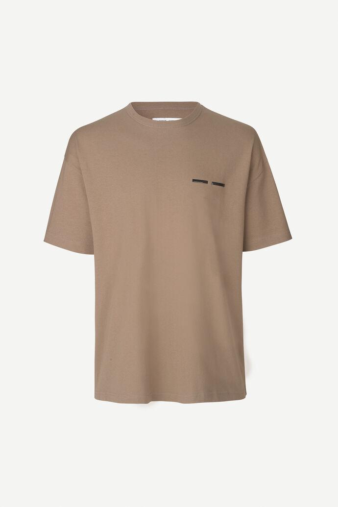 Toscan t-shirt 11415, SHITAKE
