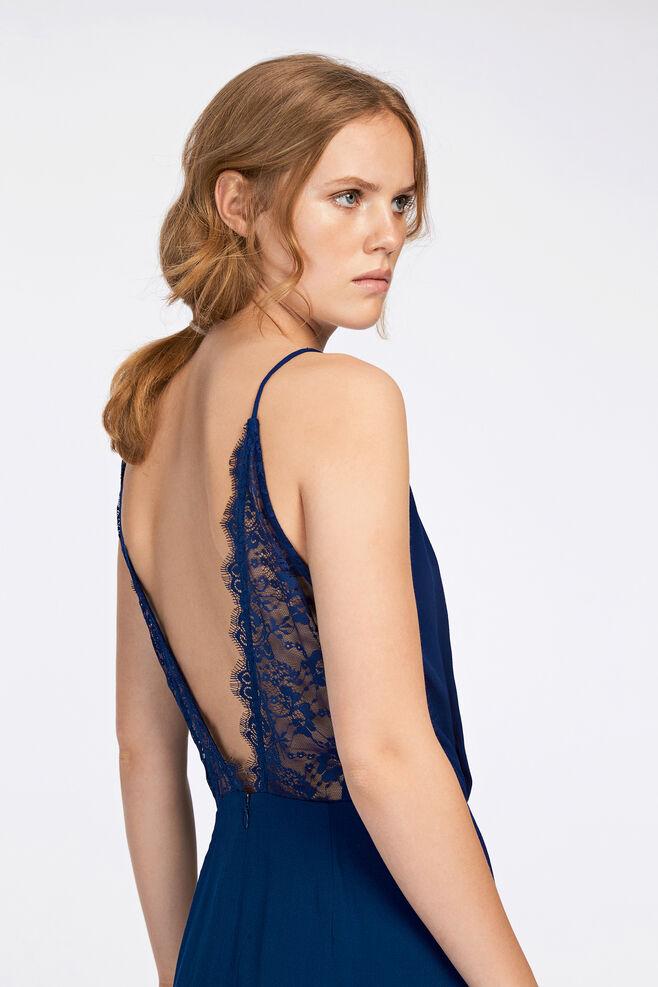 Ginni s dress 6515, ESTATE BLUE