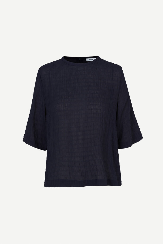 Isabel blouse ss 11156, NIGHT SKY