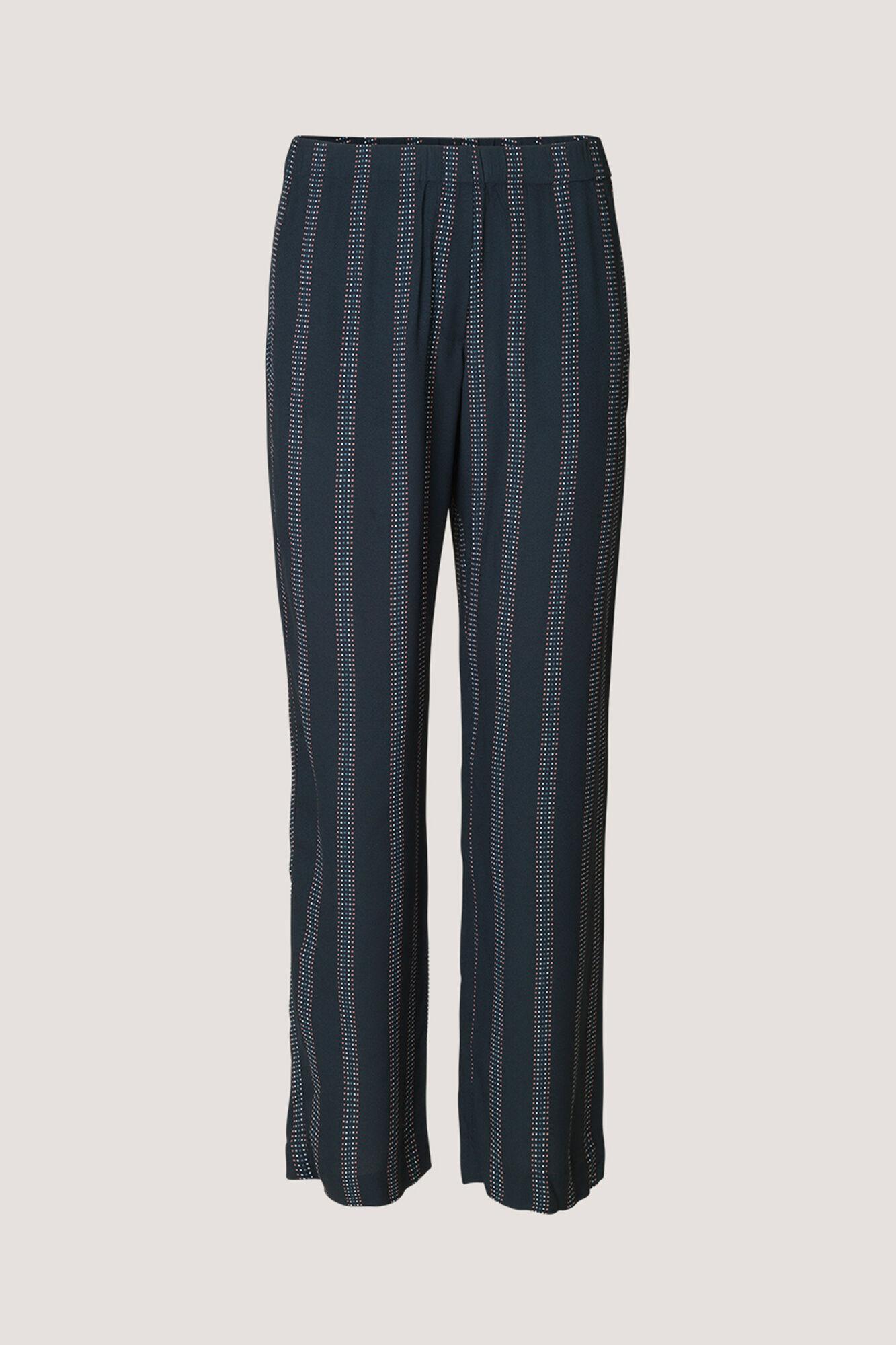 Hoys straight pants aop 8325