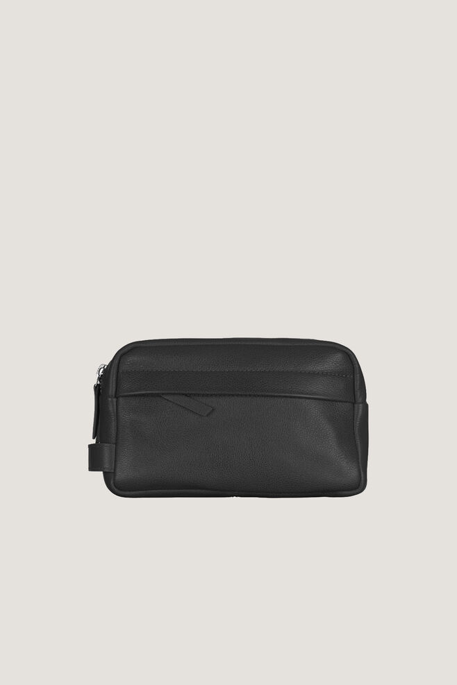 Mule wash bag 3338, BLACK