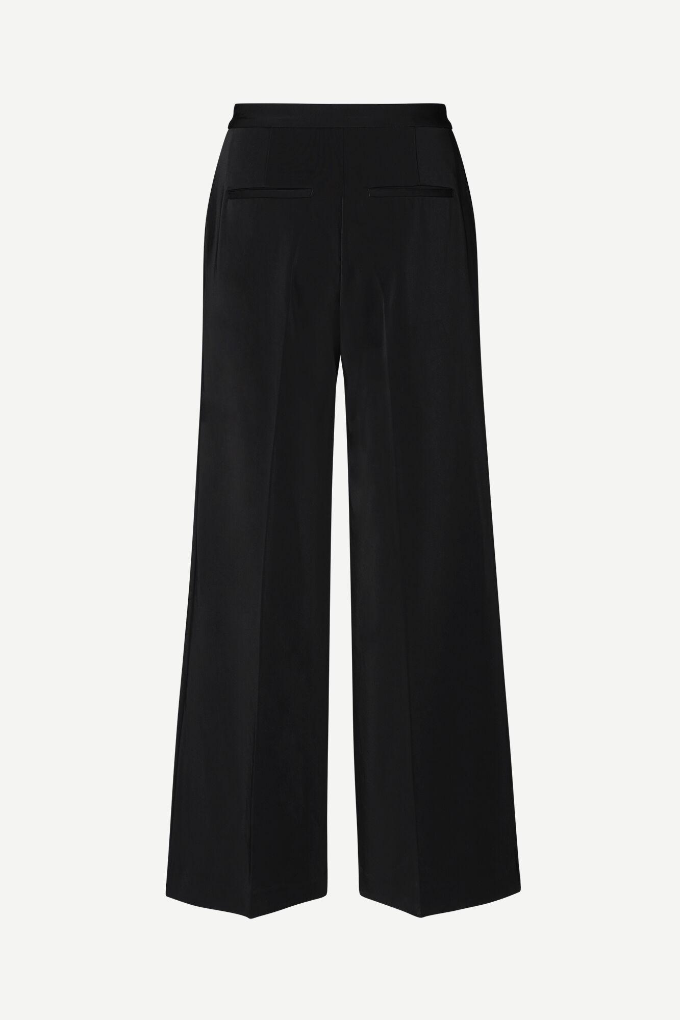 Collot trousers 7331, BLACK