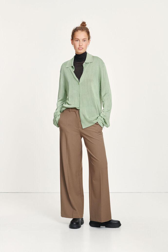 Carey shirt 12917, MUGGET GREEN
