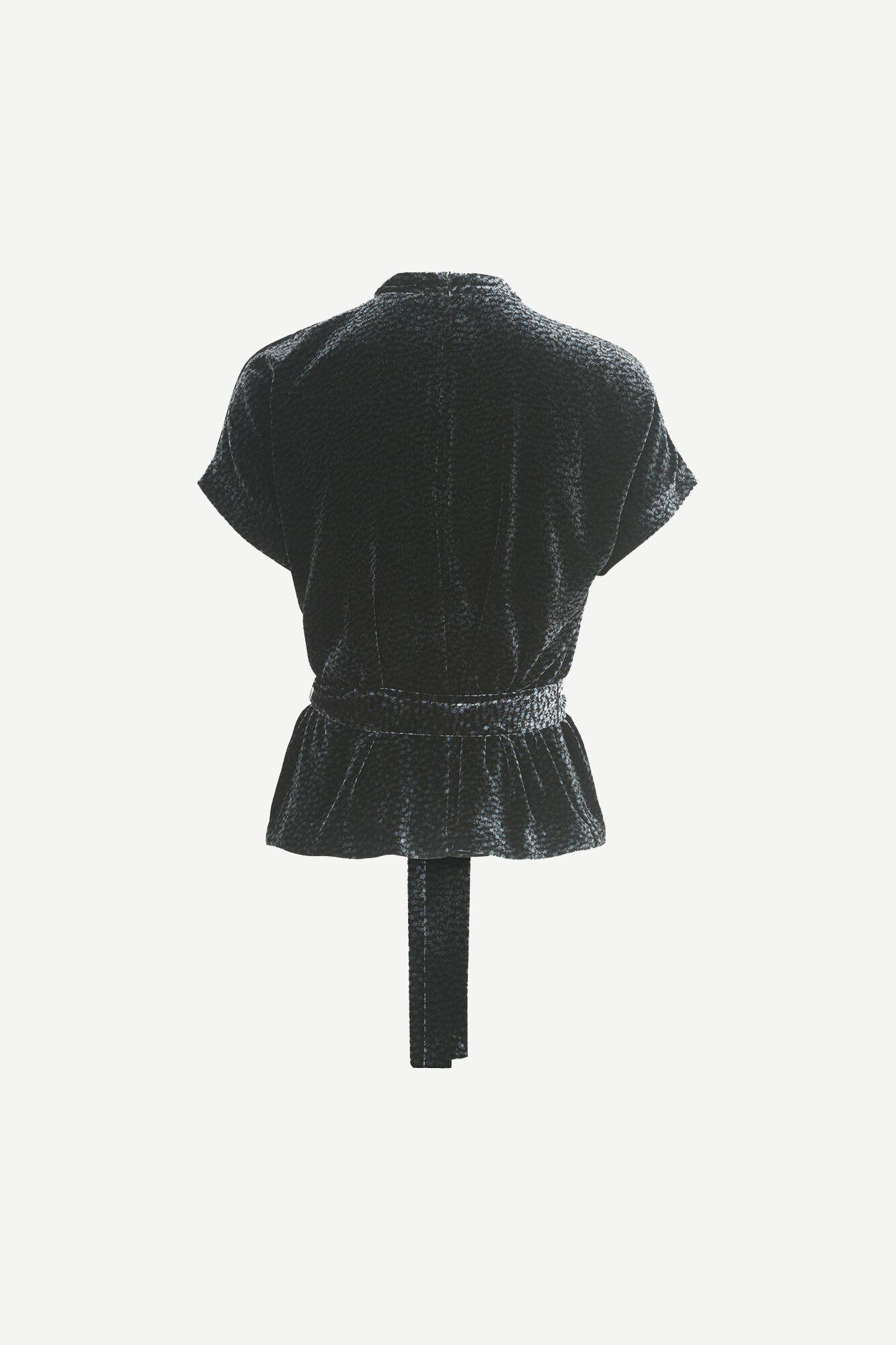 Kimberly blouse ss aop 6627