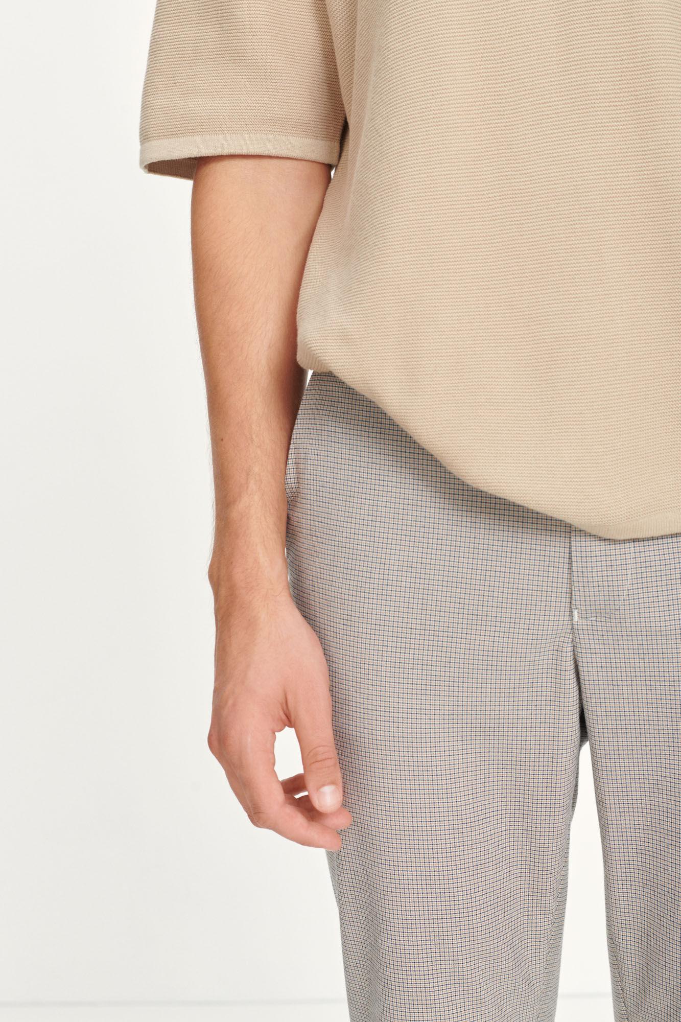 Frankie trousers 13079, HUMUS CH.