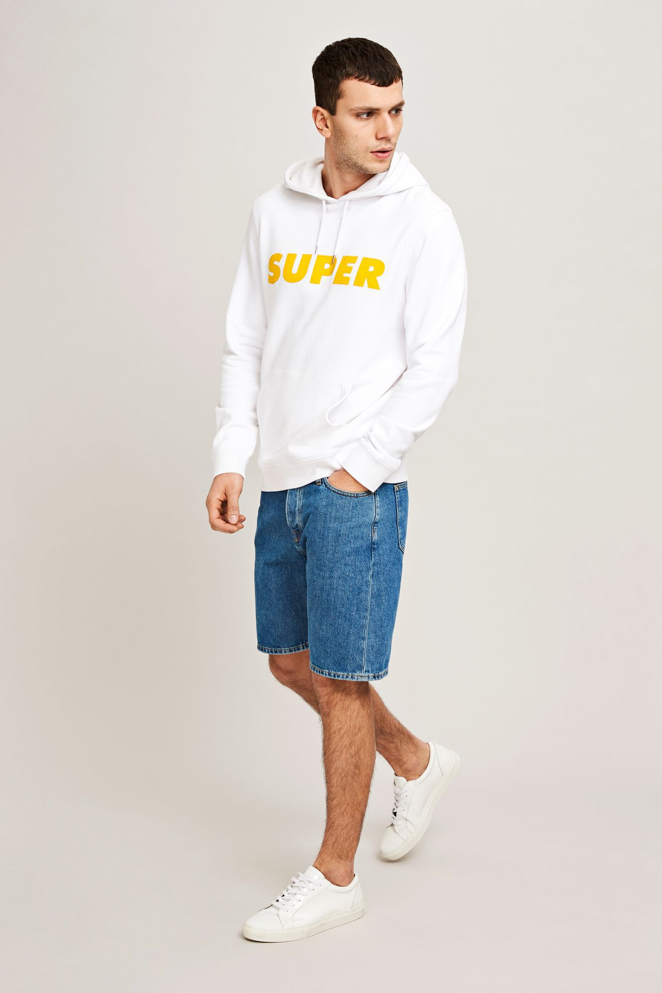 Futurist hoodie 7435