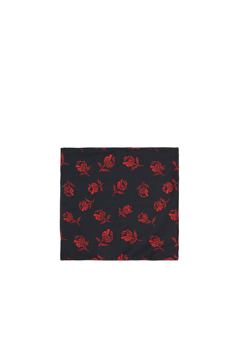 Odeon bandana 8079, RED ROSES AOP
