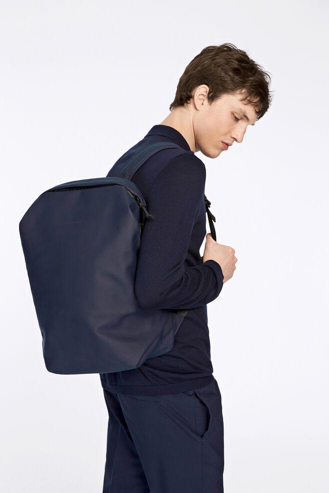 Ollie backpack 7906, DARK SAPPHIRE
