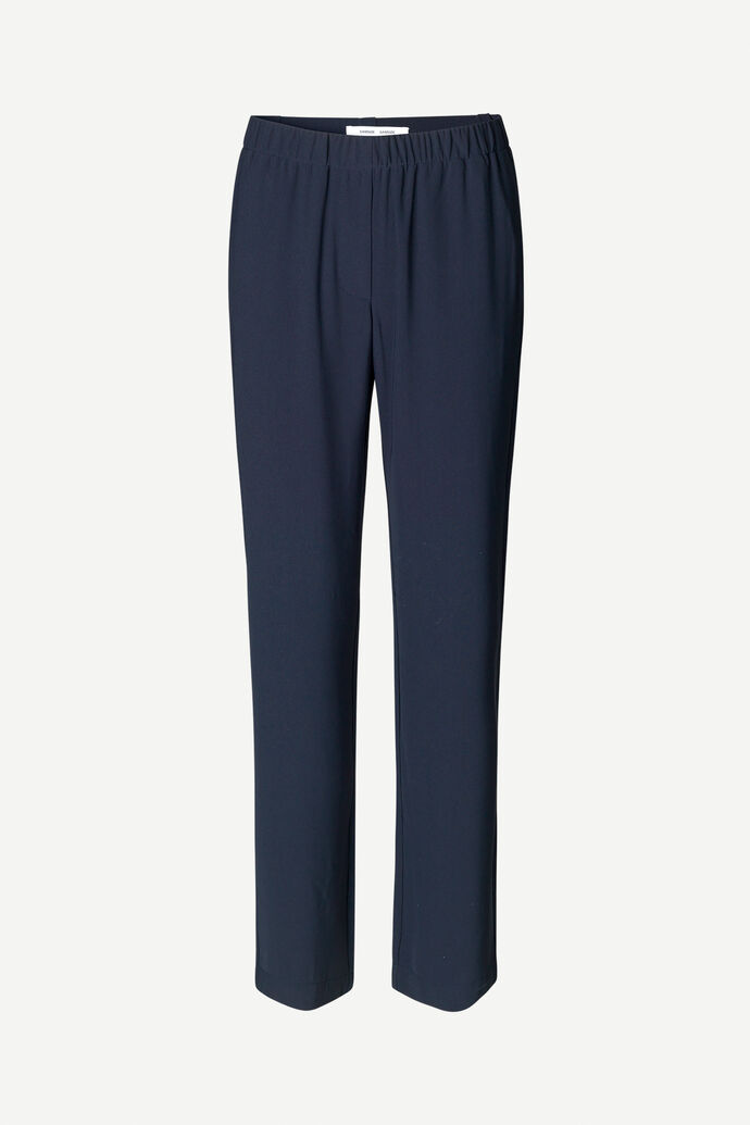 Hoys straight pants 10654, NIGHT SKY