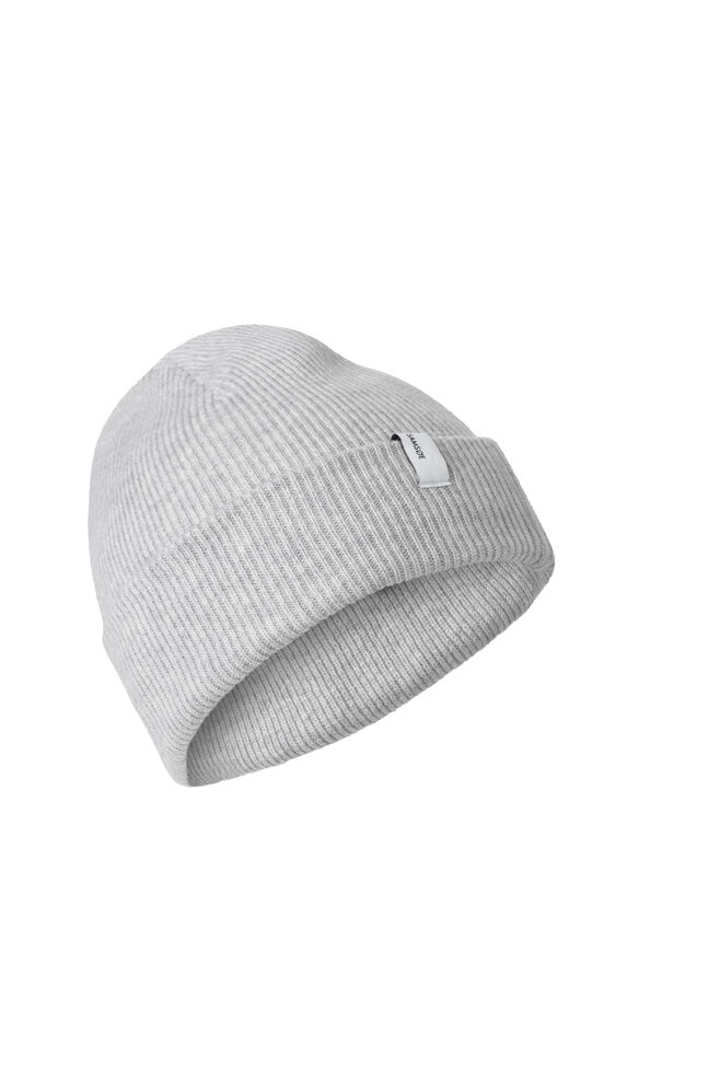 The beanie 2280, LIGHT GREY MEL.