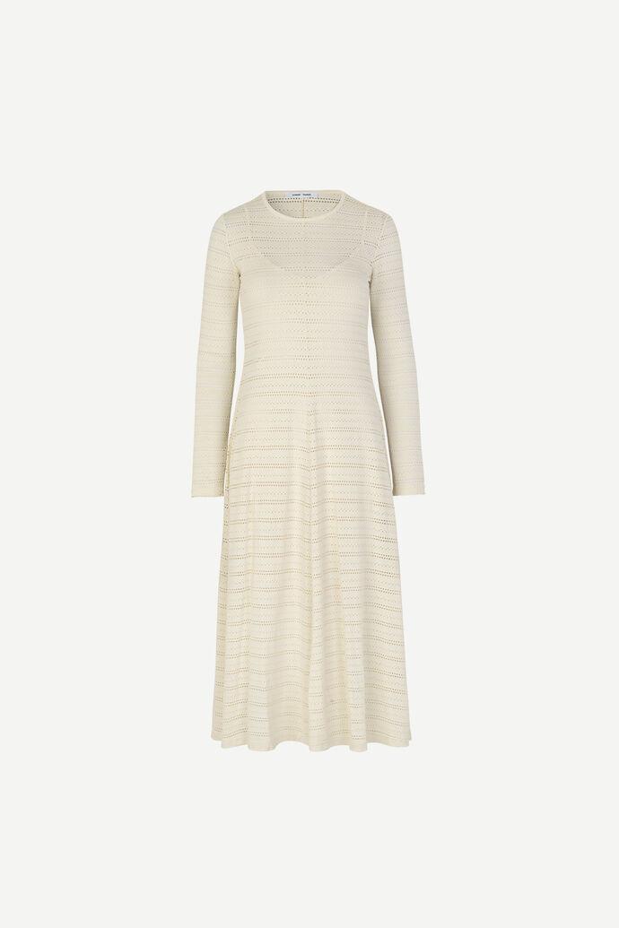Miriam dress 12704, WARM WHITE