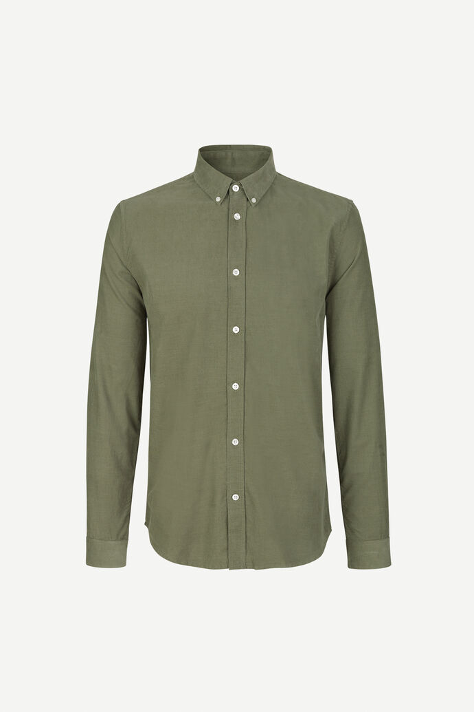 Liam BX shirt 11039, DEEP LICHEN GREEN