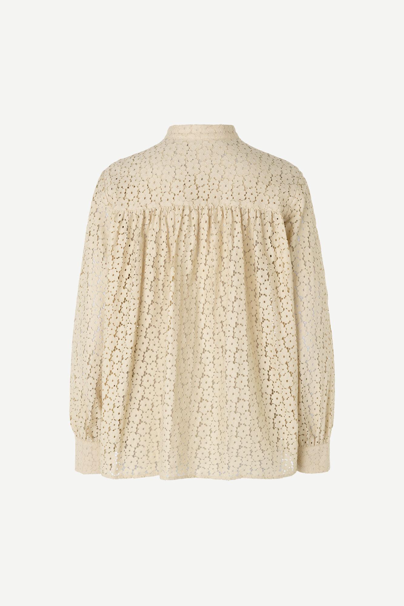 Kiana shirt 14011, BROWN RICE