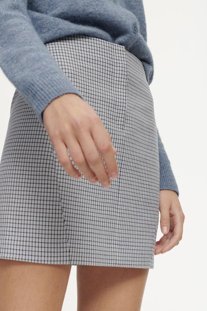 Dicte skirt 11477, TOURMALINE CH.