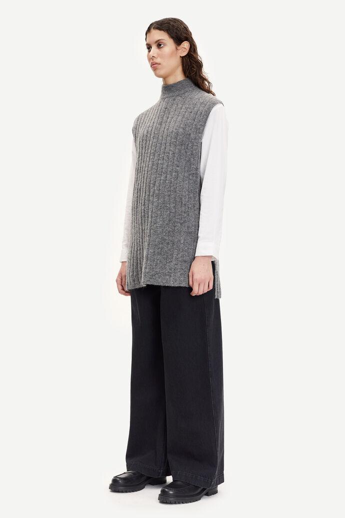 Etay long vest 12759 image number 3