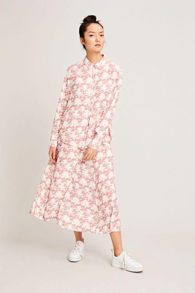 Hamiti shirt aop 9949, ROSE PALMIER
