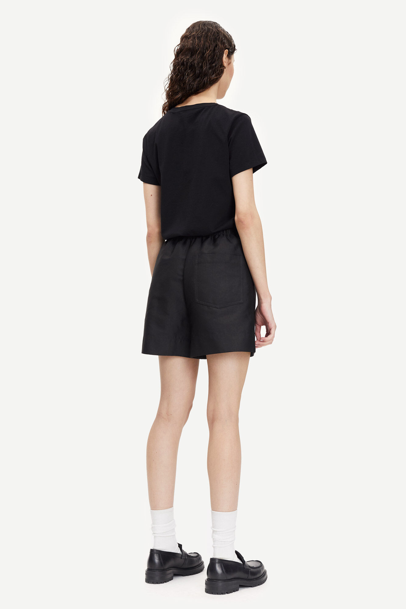 Laury shorts 14208, BLACK