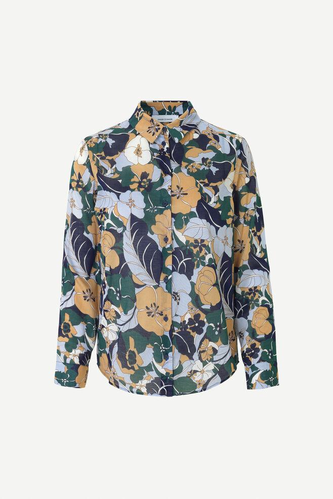 Milly np shirt aop 11159