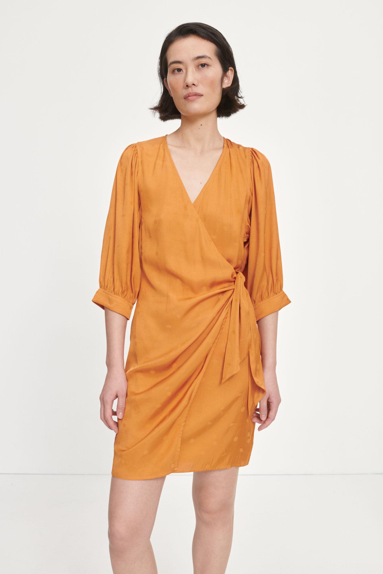 Celestina wrap dress 14025
