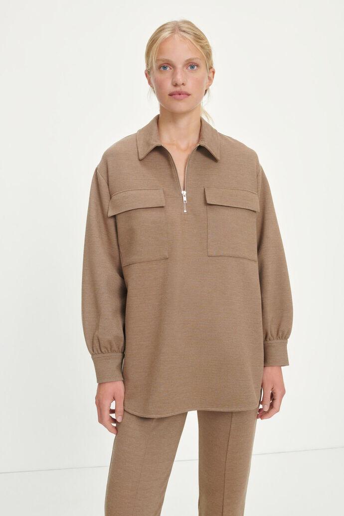 Jessy shirt 13055, CARIBOU