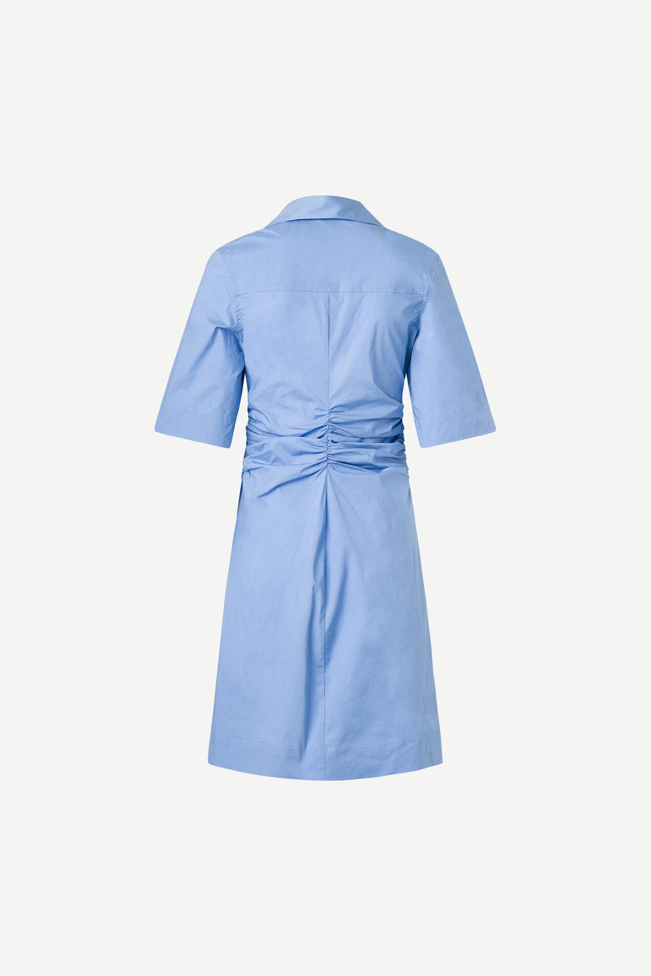 Dema dress 10783, LICHEN BLUE