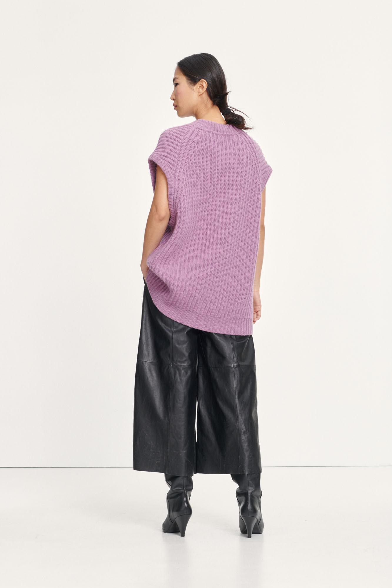 Ceti trousers 12896, BLACK