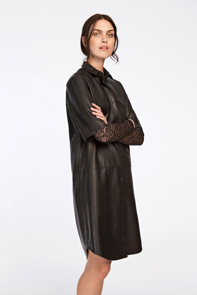 Ela dress 8070, BLACK