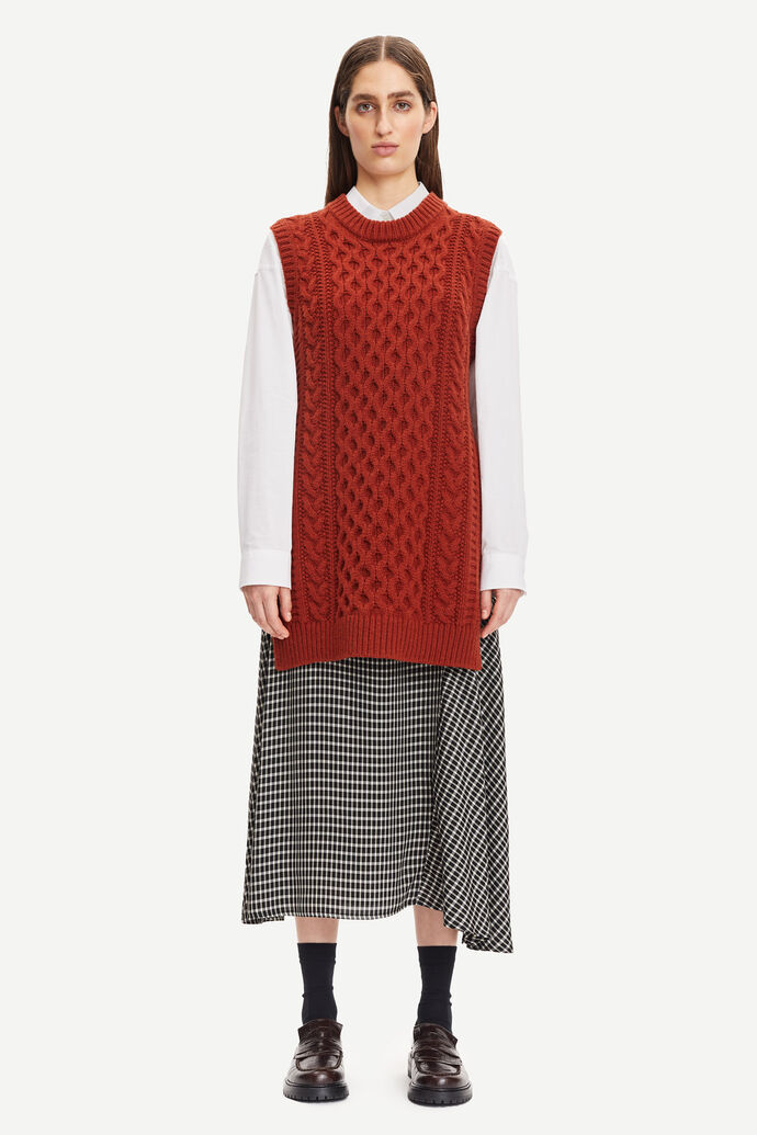 Miah skirt 13197, BLACK CH. numéro d'image 3