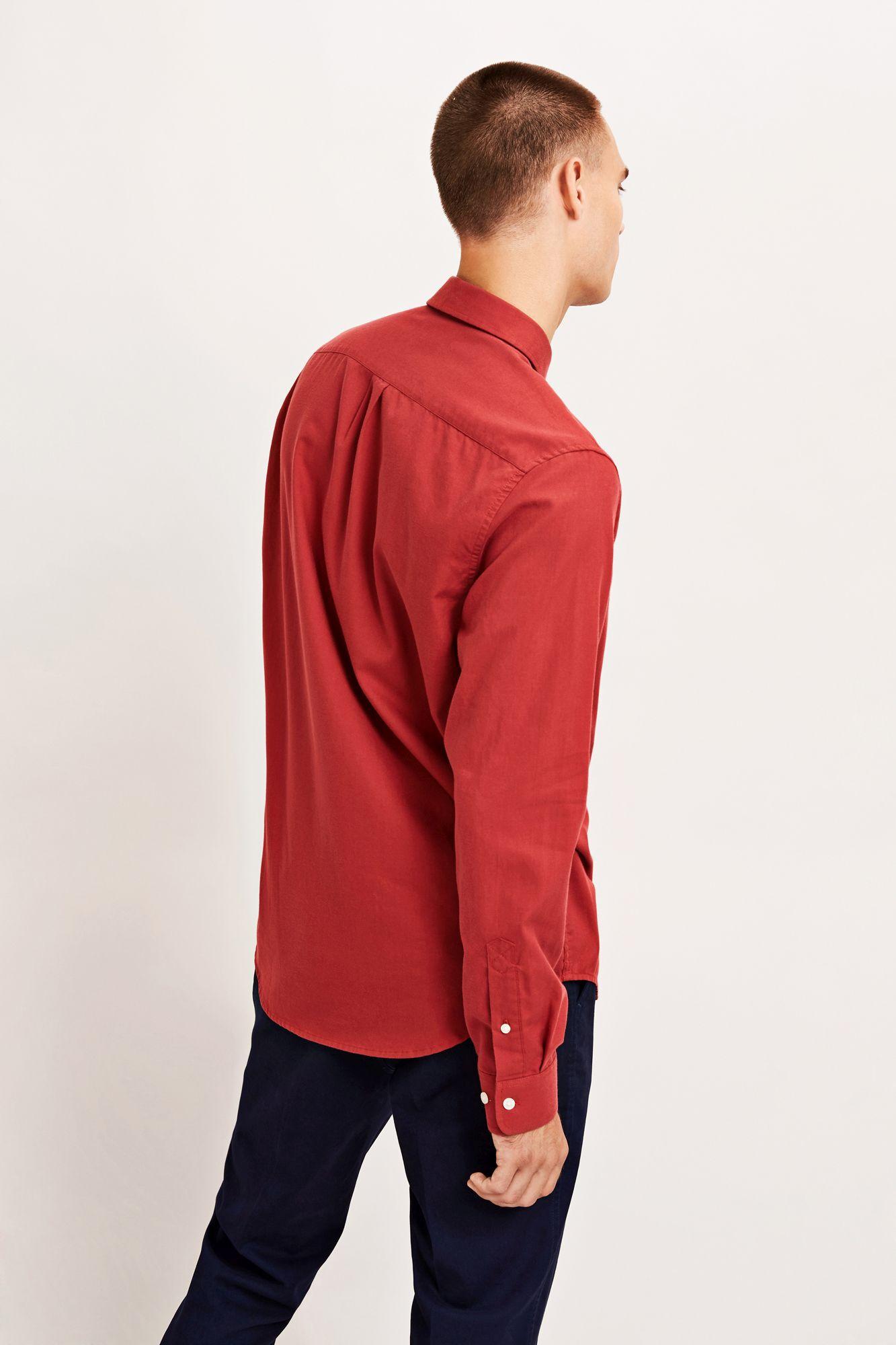 Liam BX 7729, BRICK RED