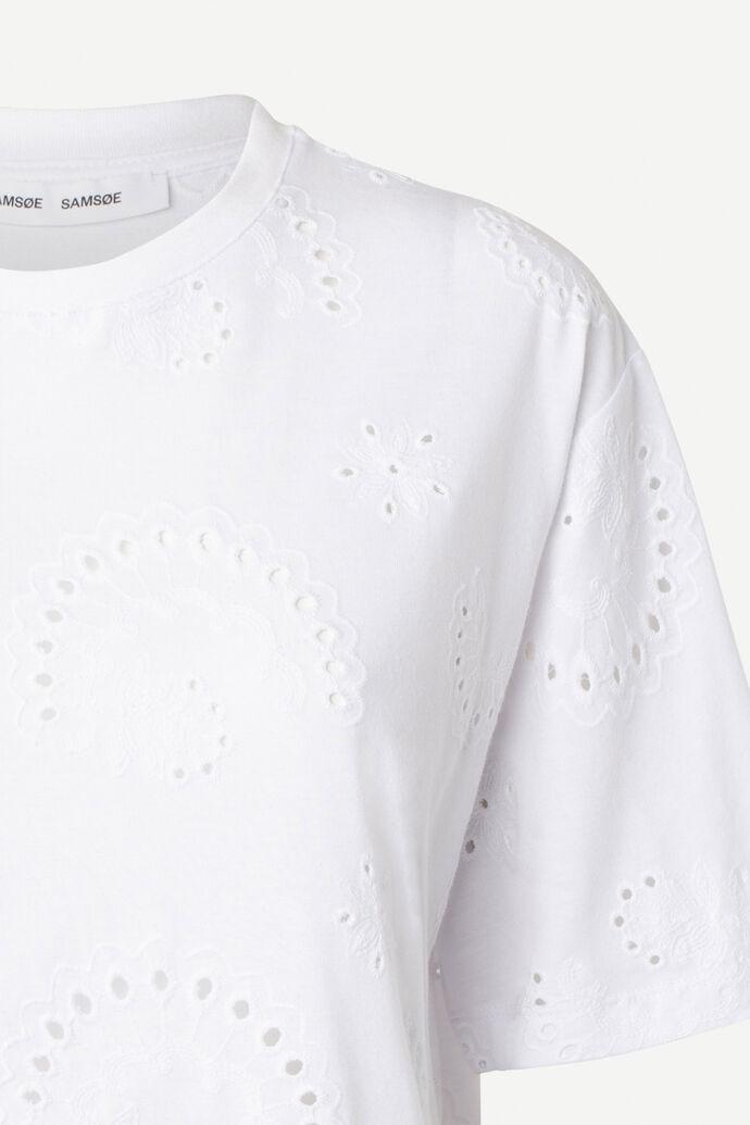 Mie t-shirt 14120, WHITE numéro d'image 2