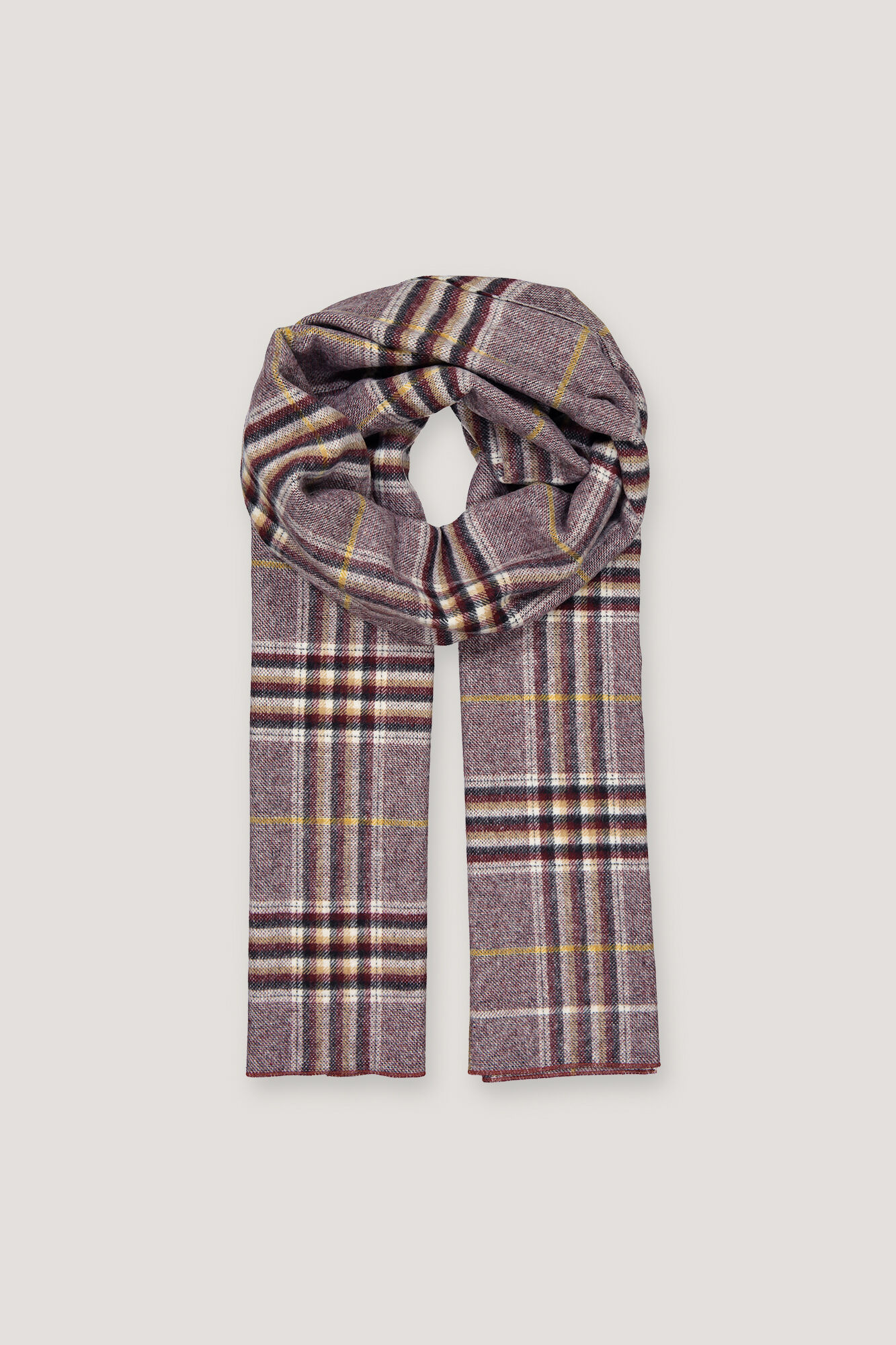 Accola long scarf 2862