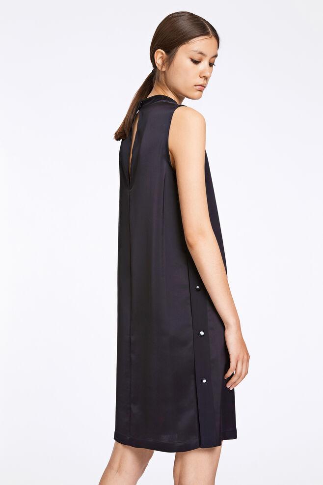 Lara dress 8322, BLACK