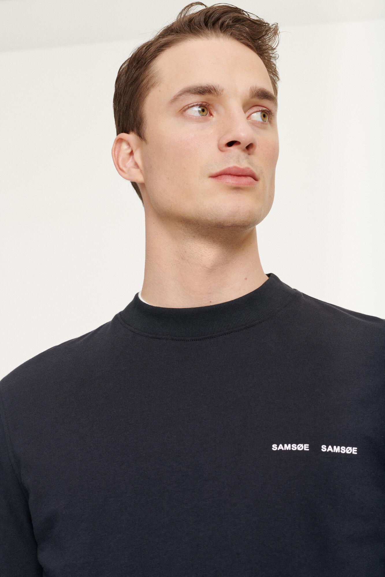 Norsbro t-shirt ls 6024, BLACK