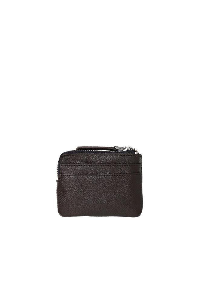 Maki wallet M 3338, DARK BROWN