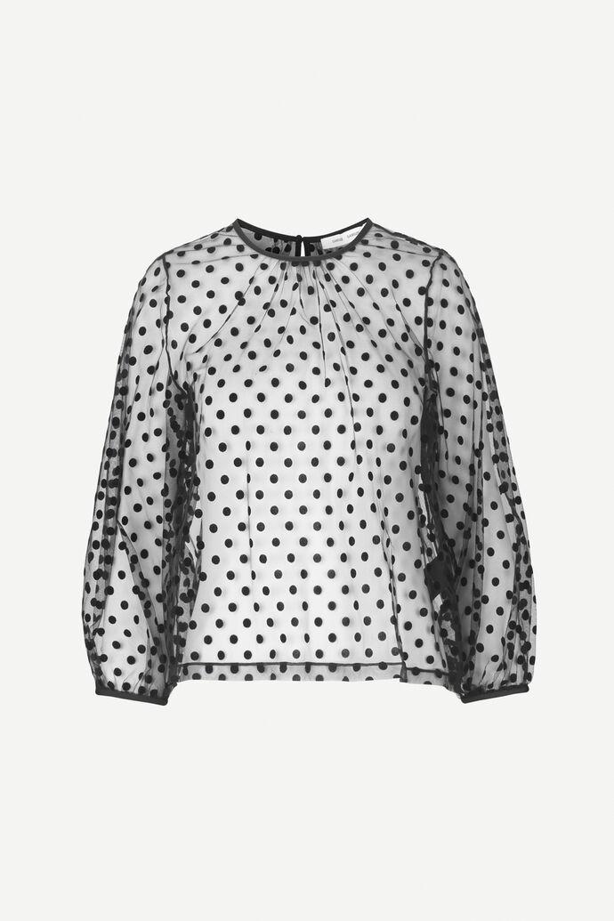 Madie t-shirt 12818, BLACK