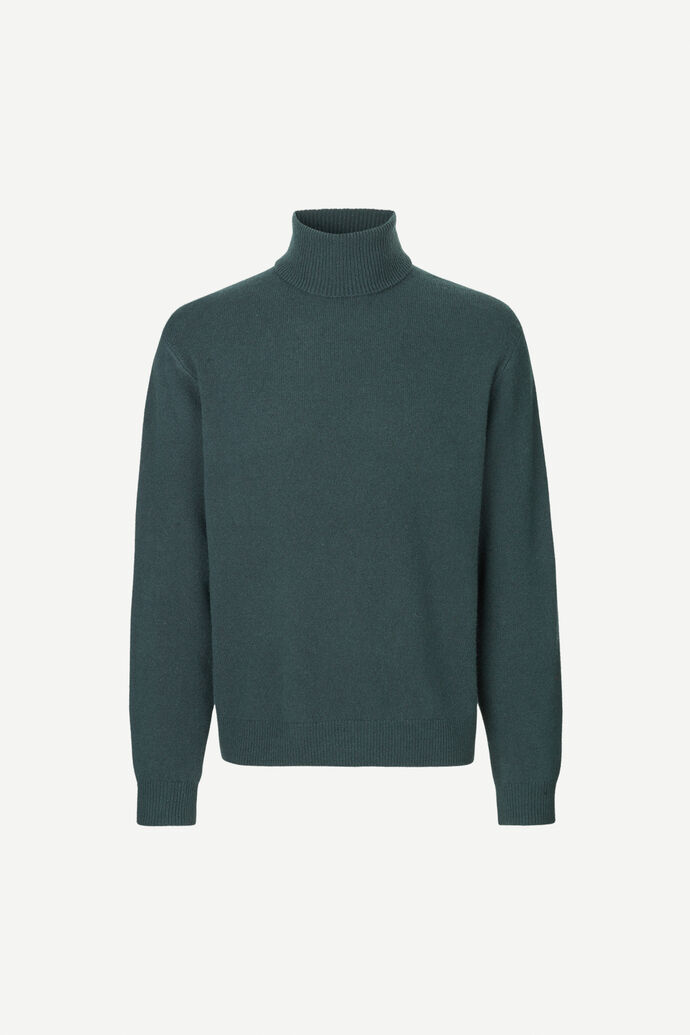 Viktor turtle neck 12758, DARKEST SPRUCE