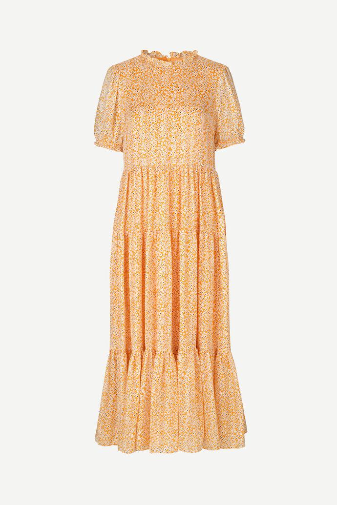 Emerald long dress aop 14018 Bildnummer 4