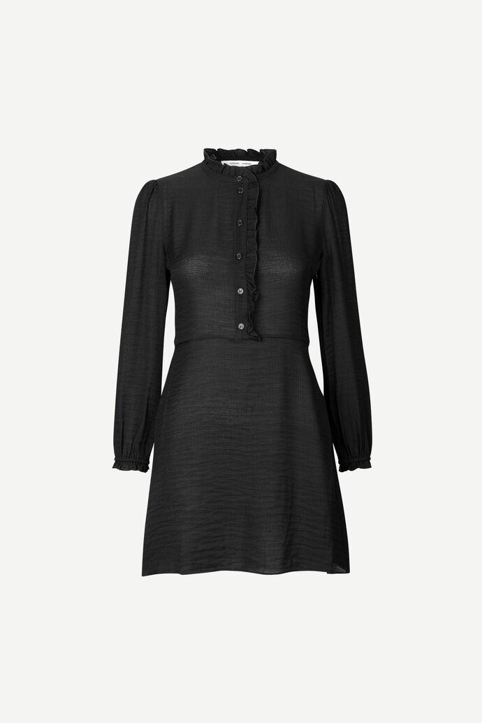 Zarani ls dress 12893, BLACK