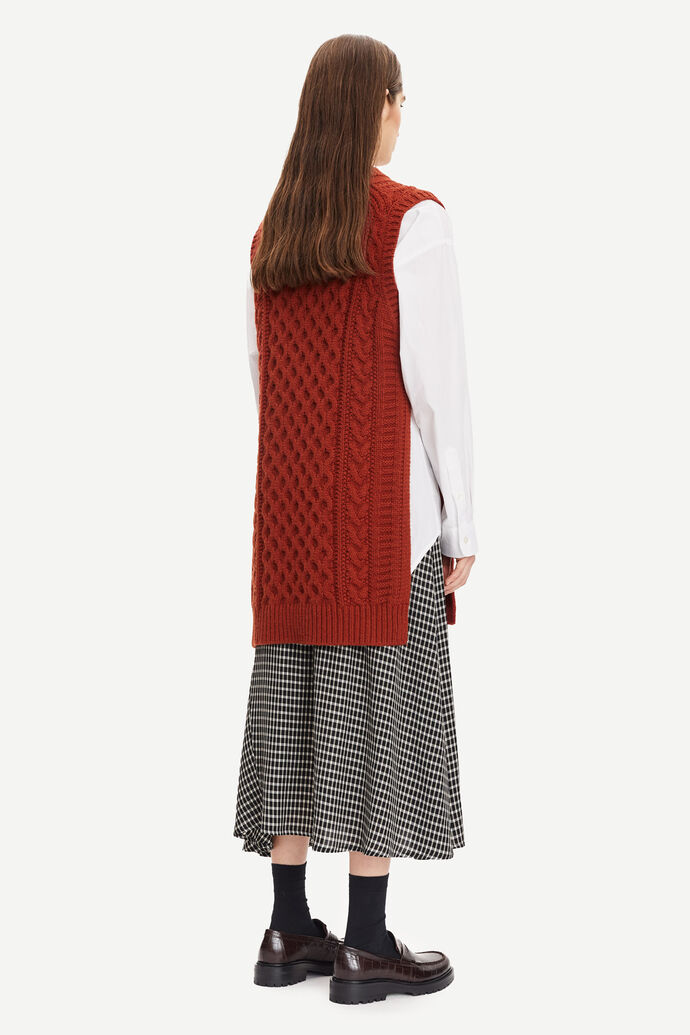 Miah skirt 13197, BLACK CH. numéro d'image 1