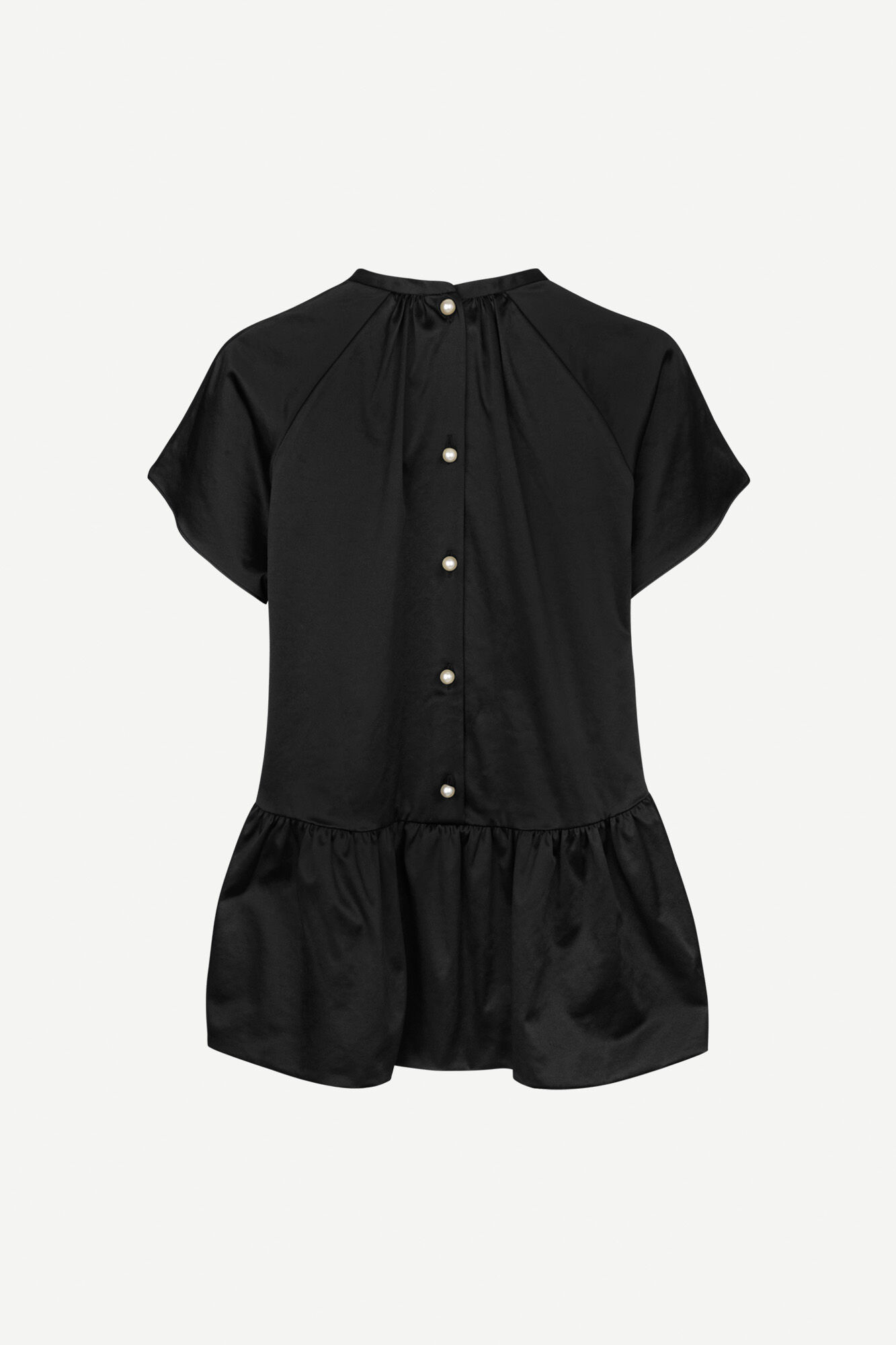 Star blouse 12785, BLACK